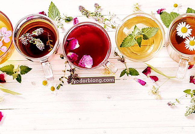 Menstruationskolik te - 9 teer til afslutning af kolik uden medicin