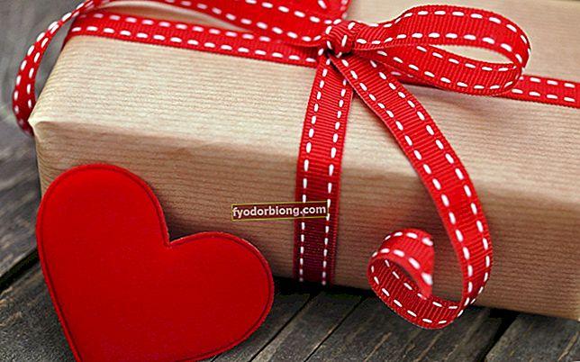 Δώρα ημέρας του Αγίου Βαλεντίνου - 6 απίστευτες προτάσεις
