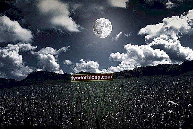 Betydning af månen, hvad er det? Månetyper og hvad de repræsenterer