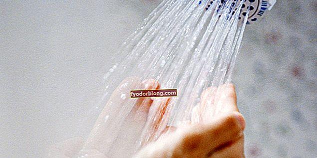 Varmt vand - Fordele ved smerte, pleje og komprimering