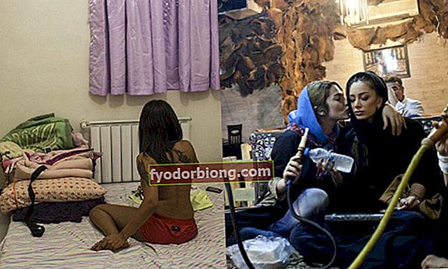 """Den """"vanvittige"""" side af iranske kvinder, som du aldrig har set"""