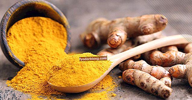 Gurkemeje - Hvad det er, de vigtigste fordele og kontraindikationer