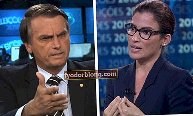 Globo kuulutas Renata Vasconcellose palga välja pärast kokkupõrget Bolsonaroga