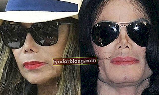 Lighed mellem La Toya Jackson og bror Michael Jackson imponerer på nettet