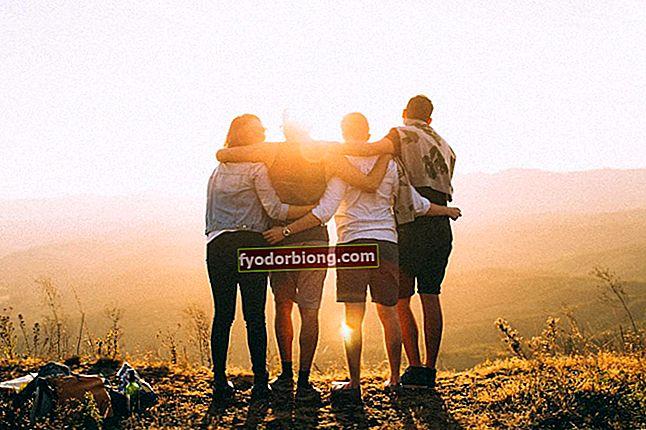 Ægte venner - Sådan ved du, om dine venskaber er sande