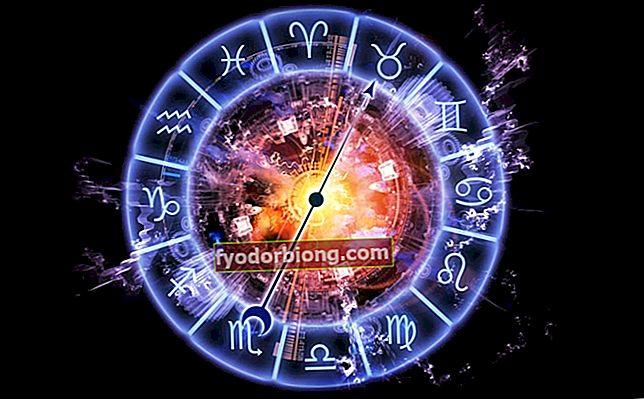 Dato for hvert tegn, når hvert tegn på Zodiac begynder og slutter