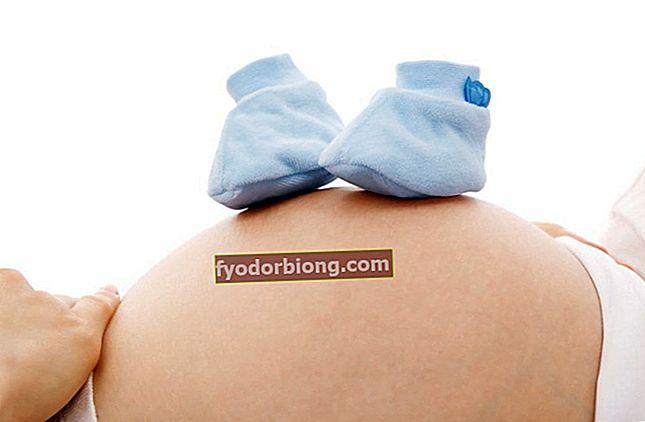 11 tegn på, at du er gravid med en dreng, ifølge populær visdom