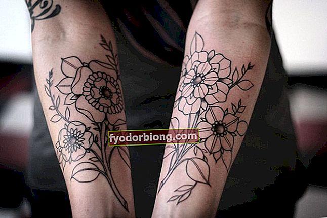 Gør tatovering på underarmen ondt? Tjek de bedste temaer og inspiration