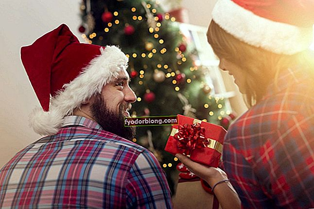 Julegaver til mænd - 30 kreative muligheder for at komme ud af det åbenlyse