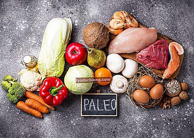 Paleo-diēta Kā tas darbojas, plusi un mīnusi, ierobežojumi un ēdienkarte