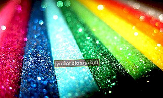 Den sande betydning af farver til nytårsaften