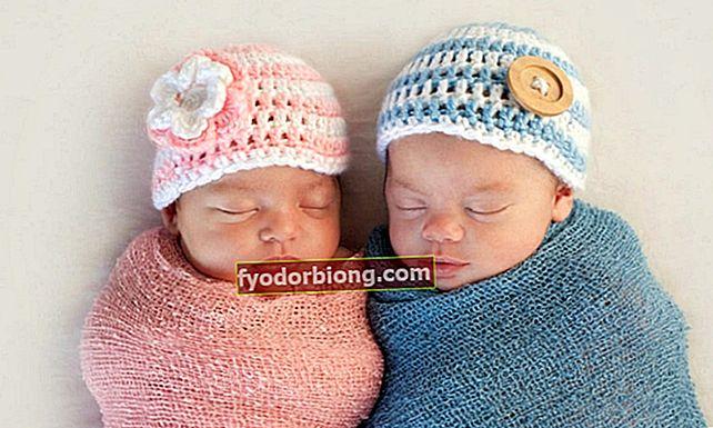 Bliver dit første barn en dreng eller en pige? Tag testen og find ud af det!