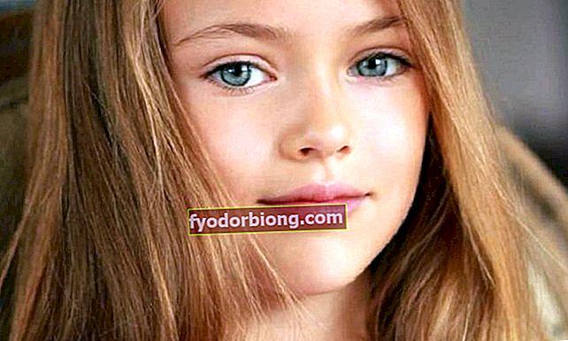 Το 10χρονο μοντέλο είναι το πιο όμορφο κορίτσι στον κόσμο