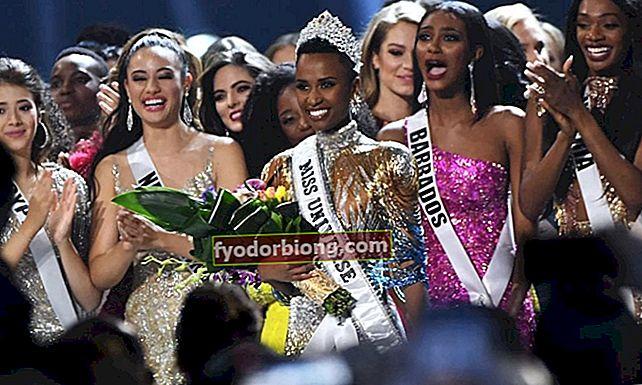 Miss Universe-vindere - Alle konkurrencevindere til dato