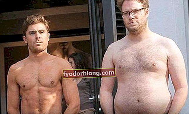 Dette er den type mandlig krop, der tiltrækker kvinder mest, ifølge Science