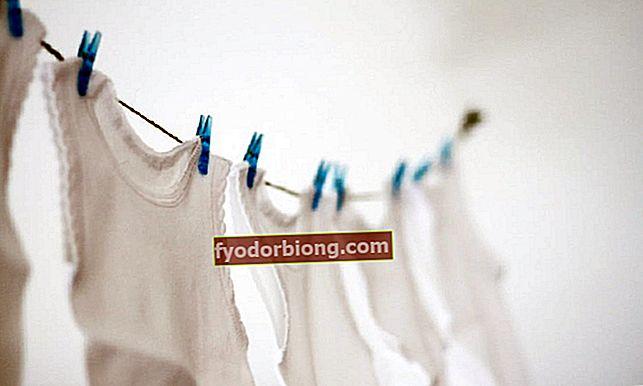 Hvordan man laver hvidt tøj endnu hvidere uden klor eller blegemiddel