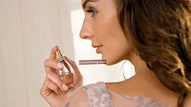 Bedste importerede parfume til kvinder og mænd