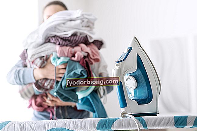 Lær hvordan du lettere kan stryge tøj