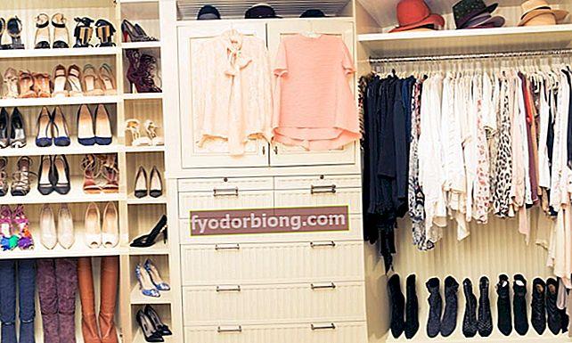 60 praktiske måder og tricks til at organisere sko
