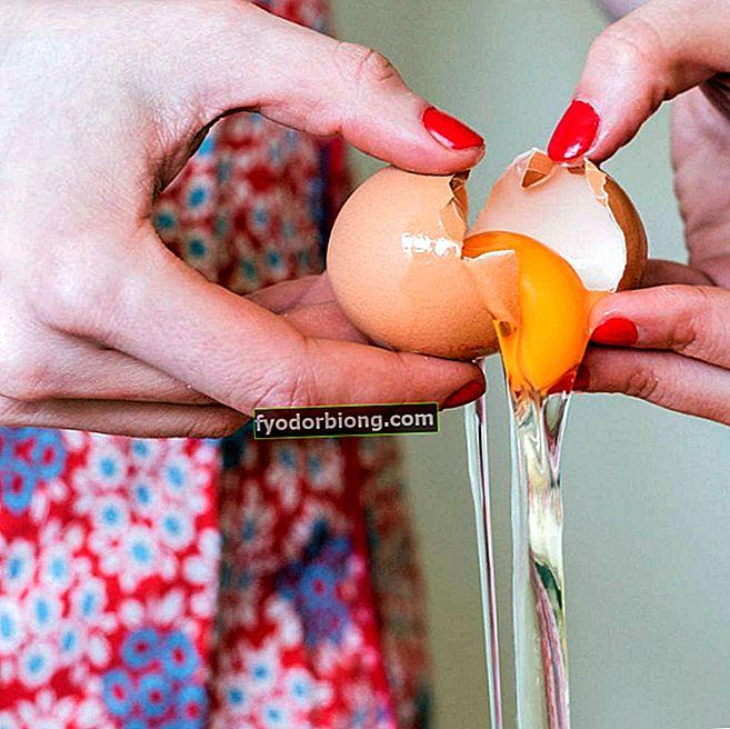 Hvordan man fortæller, om ægget er godt - 3 sikkerhedsmæssige tricks til at finde ud af