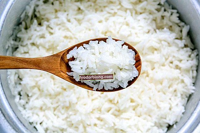Udskift ris, hvordan gør man det? 10 madindstillinger + 3 grundlæggende opskrifter