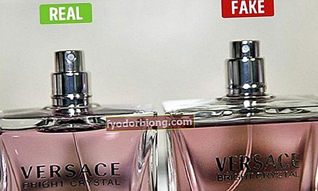 Sådan finder du ud af, om du har købt en falsk eller ægte parfume