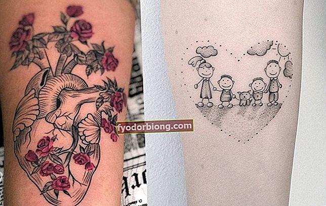 Sirds tetovējums - nozīme, visbiežāk izmantotie dizaini un iedvesmas