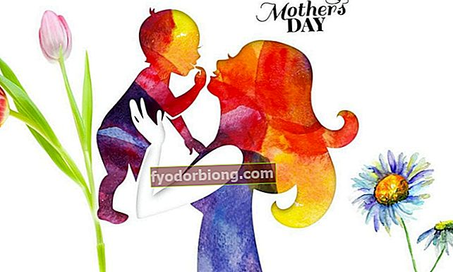 Zpráva ke dni matek - 10 vzrušujících inspirací pro vaši matku