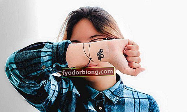 Tatovering på håndleddet, 100 inspirerende billeder og hvad man skal vide inden tatovering