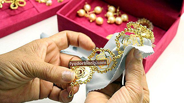 Sådan rengøres guld - Hjemmelavede tip til at holde dine smykker skinnende