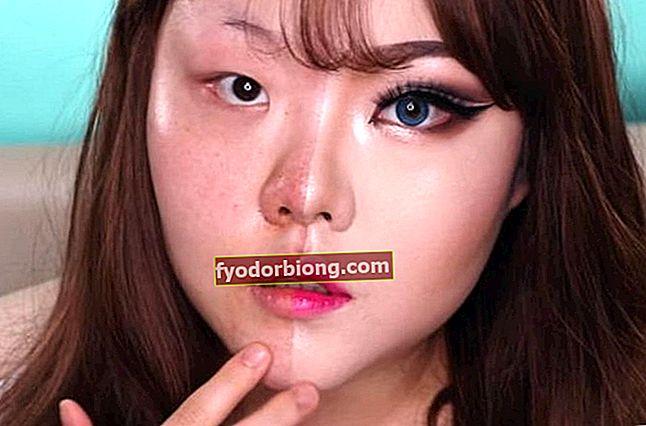 Asiatiske og deres mest nysgerrige makeup-tricks