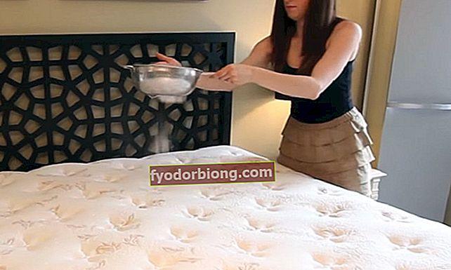 Simpel bagepulver giver madrassen ren som ny
