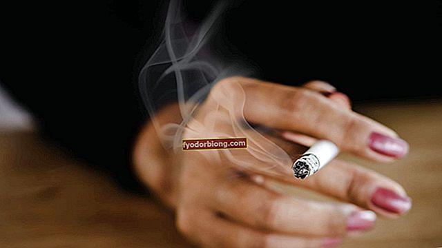 Sådan slipper du af cigarettelugt - Eliminerer lugt fra forskellige miljøer