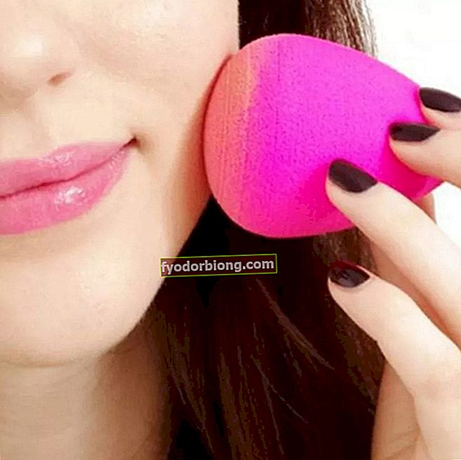 Makeup svamp, 7 typer svampe og hvordan man bruger dem