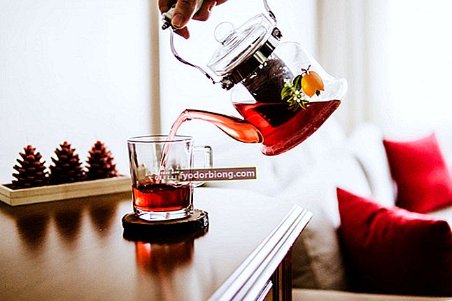 Hibiscus te - fordele, kontraindikationer og diæt