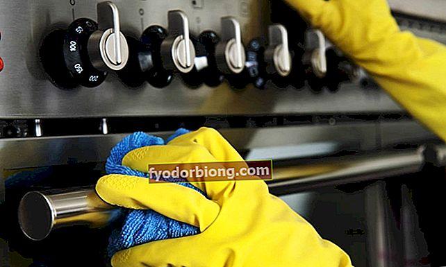 Hjemmelavet blanding er perfekt til at fjerne ridser fra komfuret og andre overflader i rustfrit stål
