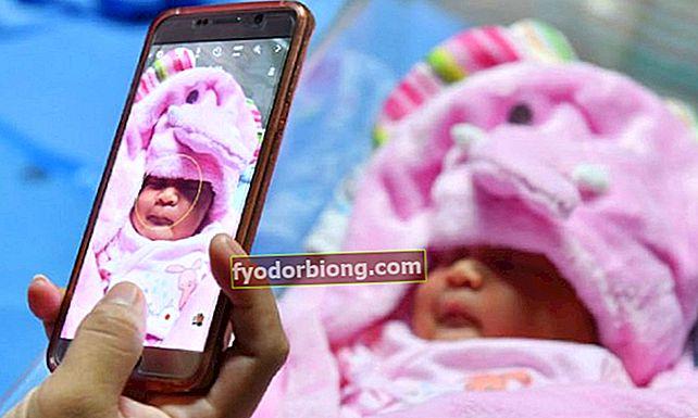 10 näpunäidet beebi pildistamiseks kodus, näiteks professionaal