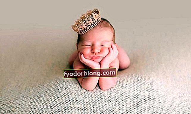 100 kuulsat beebinime, mida lapsele panna