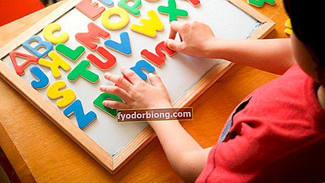 Tähestiku õpetamine - näpunäited ja mängud laste õpetamiseks