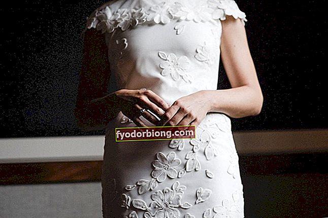 Enkel brudekjole - Hvordan man vælger, typer og minimalistiske inspirationer