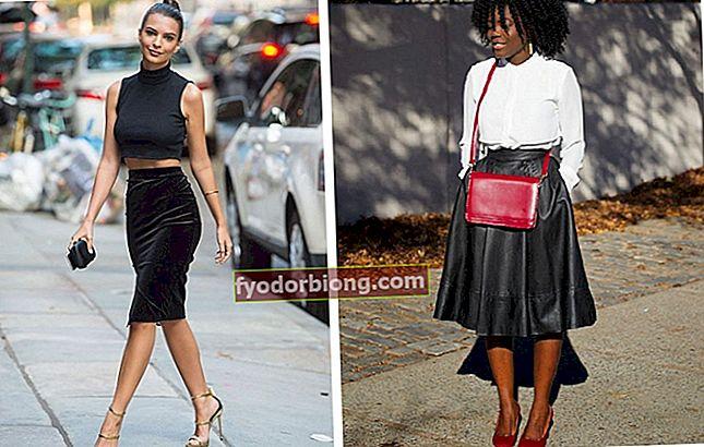 Sådan bæres midi nederdel: modeller, kombinationer og mulige inspirationer