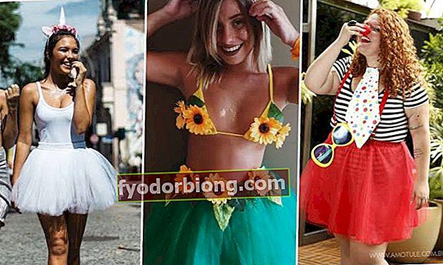 Carnival 2020 - 10 helppoa ja luovaa pukua kotona