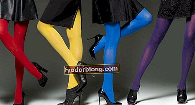 5 tip til at bære farverige strømpebukser i vinter