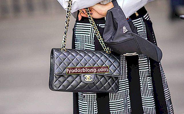 Chanel-laukku - alkuperä, tyylit ja vinkit väärennettyjen versioiden tunnistamiseen