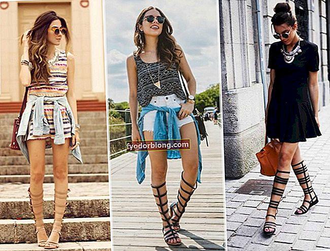Gladiatorsandaler - Sådan bæres, ser ud, modeller og tip til at rocke