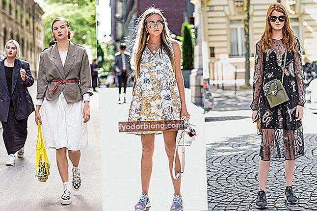 Sneaker-udseende - Sådan bæres, mulige kombinationer, typer og inspiration