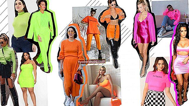 Neontøj - Hvordan man bærer, hvilke stykker man skal investere og ideer til udseende