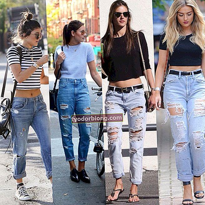 Kæreste bukser - Sådan bæres, tip og hovedfejl med udseendet