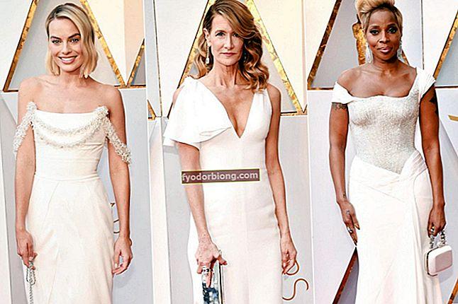 Hvid kjole - Sådan bæres, kombinationer og inspirerende udseende