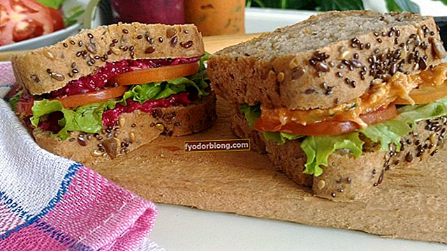 Naturlig sandwich hjælper med kosten?